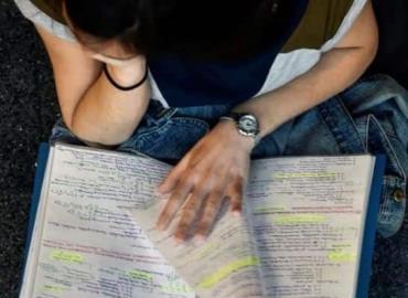 Un caos exámenes en sistema remoto
