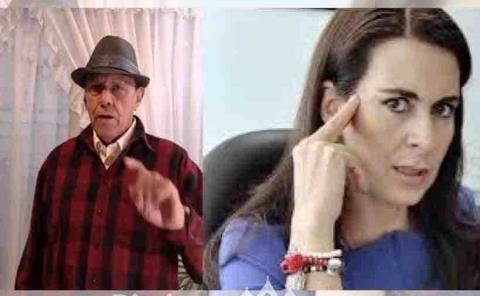 Denuncian a Carolina  Viggiano por despojo