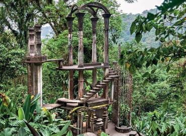 Jardín Surrealista enaltecido en Suiza