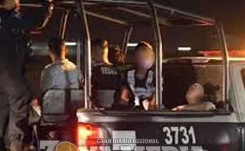 10 detenidos en operativo