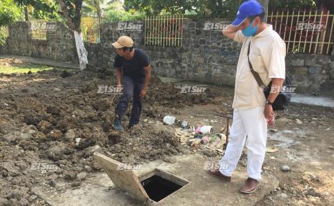 Se reactiva servicio de agua potable