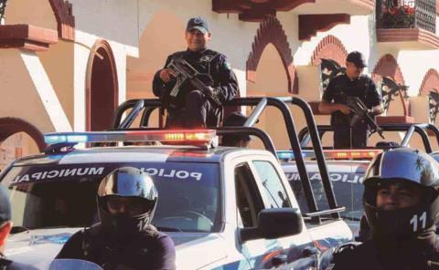 Nueva Policía para Cd. Valles