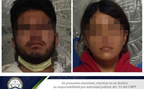 Prisión preventiva a dos feminicidas