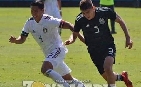 Histórico; rioverdenses En selección mexicana
