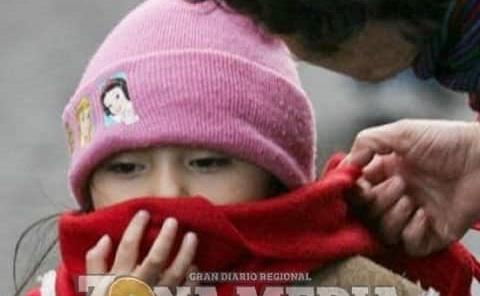 Parálisis facial afecta a niños