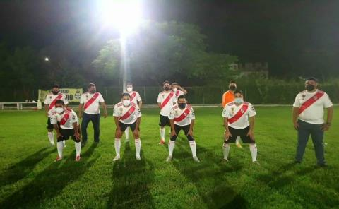 En marcha Jornada 3 del Futbol Nocturno del Carmen