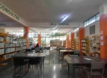 Biblioteca suspendió los cursos navideños