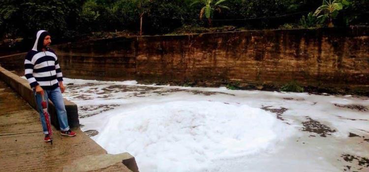 Envenenan el río