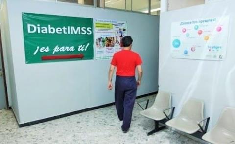 Trabajan en la detección oportuna en DiabetIMSS