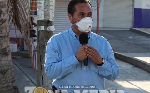 Ramón Torres auguró más obras en el 2021