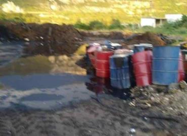 Fábricas siguen contaminando
