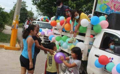 Conmemoró el Día Universal del Niño