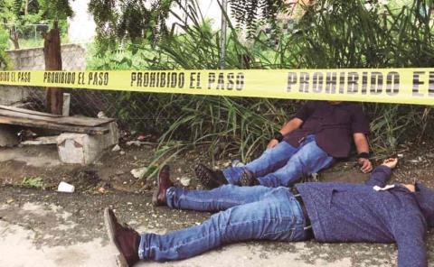 Maten a los secuestradores
