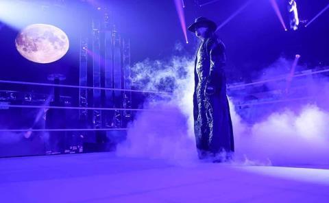 The Undertaker pone fin a su carrera en la WWE