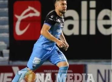 Edson García jugará La liguilla del futbol