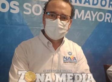 Xavier Nava aseguró es garantía de triunfo