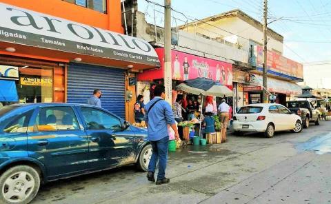 COVID-19 aumenta el comercio informal