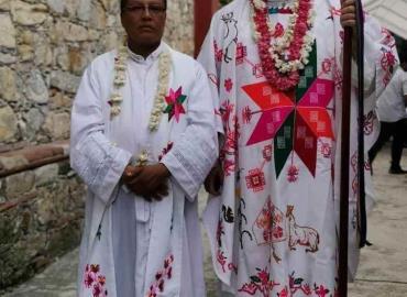 Párroco cumplió 27 años de sacerdocio