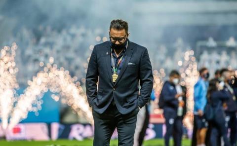 Mohamed renunció a Rayados
