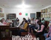 Primera reunión del  Comité de Transición