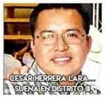 Cesar Herrera Lara…Suena en Distrito III