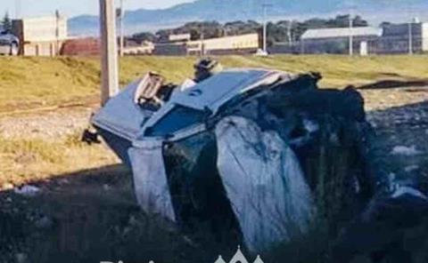 Trágico accidente dejó un muerto y un herido
