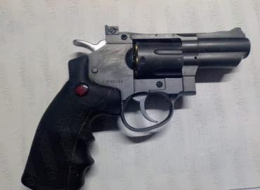 Portaban arma de grueso calibre