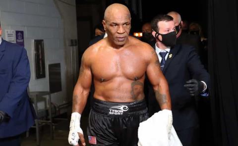 Mike Tyson regresó con un empate