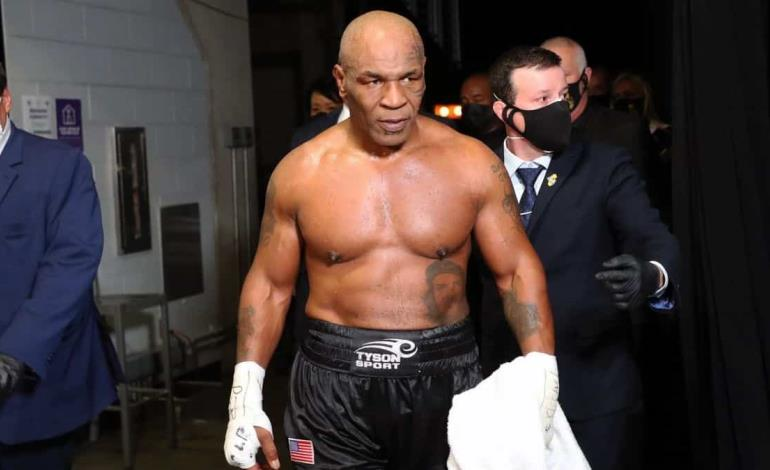 Mike Tyson regresó con un empate