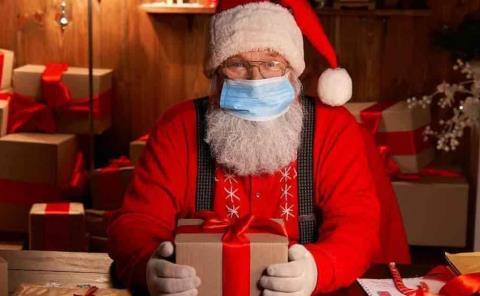 Niños sí pueden escribirle a Santa