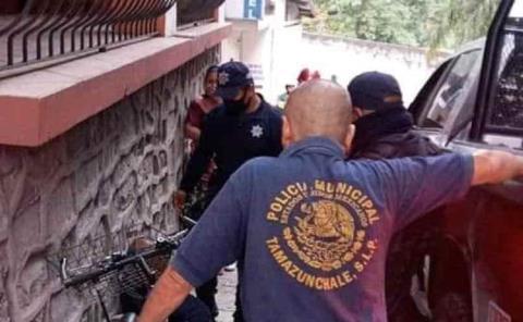 POLICÍA MUERTO