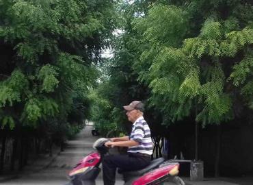 Motociclistas sin regulación