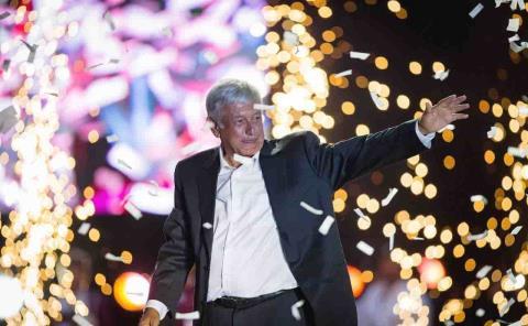 Cumple AMLO 2 años como Presidente de México