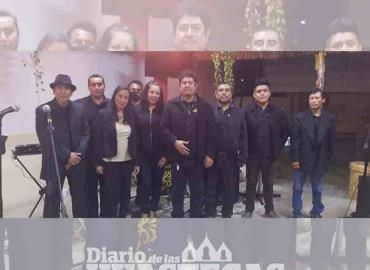 En el Huateque, con Al Ritmo de las Huastecas