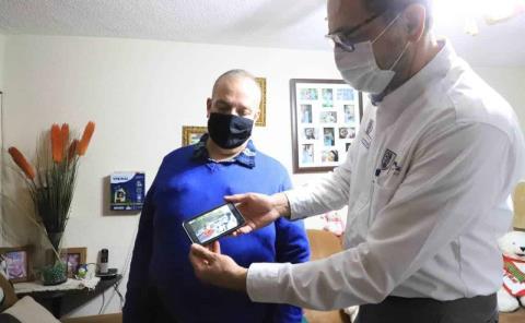 Refuerzan Sistema de Seguridad Vecinal