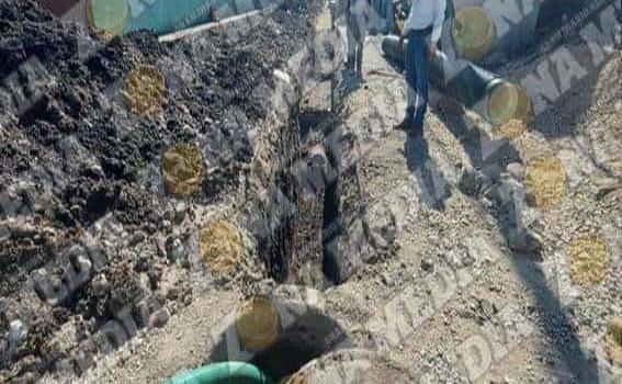 Colapsados 70% de los drenajes