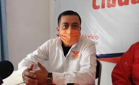 Desconocen interés político de Machuca