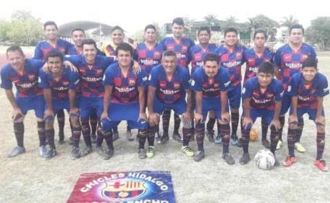 Inician cuartos en la Liga Municipal Independiente